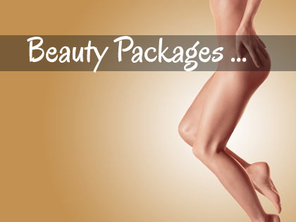 Beauty Salon in Portsmouth - beauty packages