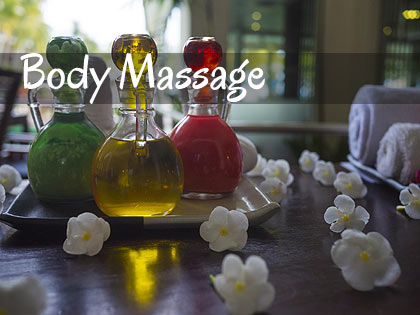 Beauty Salon in Portsmouth - massage