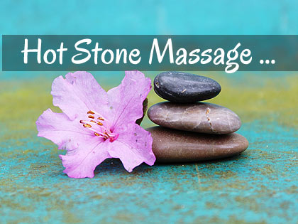 Beauty Salon in Portsmouth - Hot Stone Massage