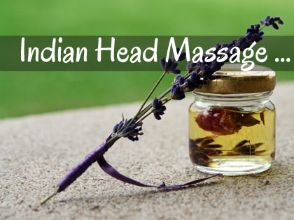 Beauty Salon in Portsmouth - Indian Head Massage
